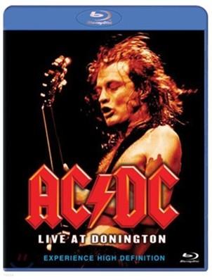 AC/DC (에이씨디씨) - Live at Donington (1991년 8월 도닝턴 라이브)