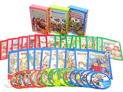 Little Critter First Readers 30종 Full Set (Book & Audio CD)