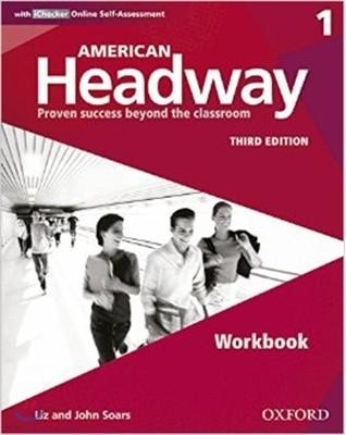 American Headway Level 1 : WorkBook with iChecker, 3/E