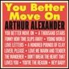 Arthur Alexander (�Ƽ� �˷����) - You Better Move On [LP]