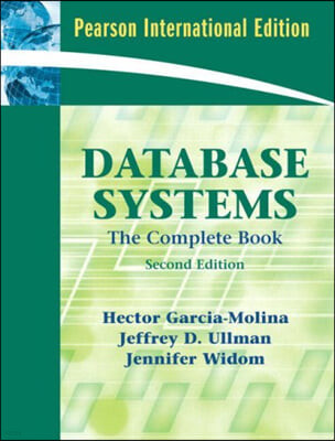 Database Systems : The Complete Book, 2/E