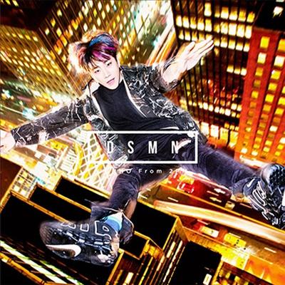 준호 (Junho) - DSMN (CD+DVD) (초회한정반 A)