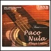 Paco Nula (파코 눌라) - Plays Latin (파코 눌라가 연주하는 라틴 기타 음악)