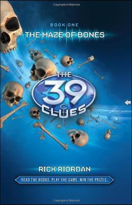 The 39 Clues #1 : The Maze of Bones