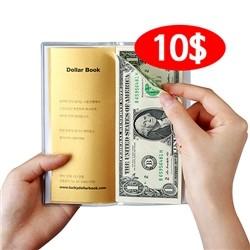 10$ ����(Luckydollar book) : ��¥ �� �ű����� 1�� 10�� (ǥ�������� ����,ȭ��Ʈ,�?,���ο�,��� �� �����)