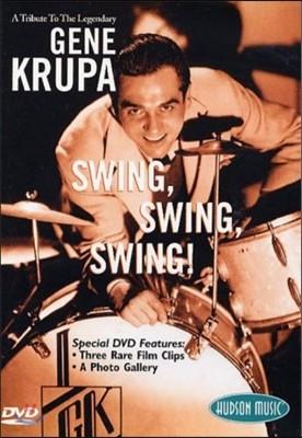 Gene Krupa (진 크루파) - Swing, Swing, Swing!