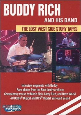 Buddy Rich (버드리치) - Buddy Rich And His Band : The Lost West Side Story Tapes