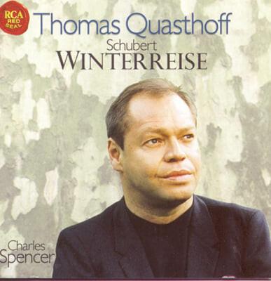 Thomas Quasthoff 슈베르트 : 겨울 나그네 (Schubert: Winterreise) 토마스 크바스토프