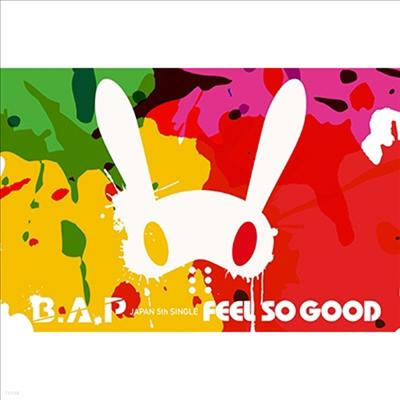 비에이피 (B.A.P) - Feel So Good (CD+Goods) (수량한정반)