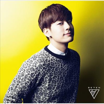 세븐 (Se7en) - Rainbow (초회한정 Yellow반)