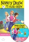 Nancy Drew and The Clue Crew #01 : Sleepover Sleuths (Book + CD)