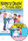 Nancy Drew and The Clue Crew #05 : Case Of The Sneaky Anowman (Book + CD)