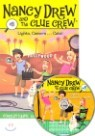 Nancy Drew and The Clue Crew #08 : Lights Camera...Cats! (Book + CD)