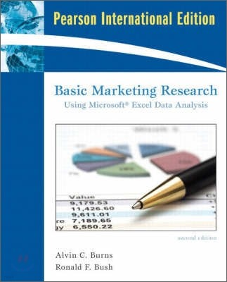 Basic Marketing Research, 2/E (IE)