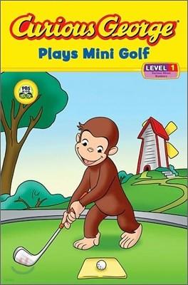Curious George : Plays Mini Golf