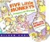 [��ο�]Five Little Monkeys Jumping on the Bed (Paperback & CD Set)