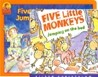 [��ο�]Five Little Monkeys Jumping on the Bed (Board Book & CD Set)