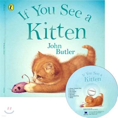 [노부영]If You See a Kitten (Paperback & CD Set)