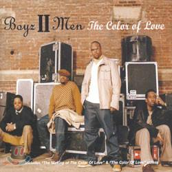 Boyz II Men - The Color Of Love (Single)