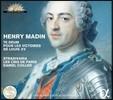 Stradivaria / Daniel Cuiller 앙리 마댕: 루이 15세의 전승을 위한 테 데움 (Henry Madin: Te Deum pour les Victoires de Louis XV) 스트라디바리아, 레 크리 드 파리