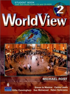 World View 2 : Student Book with Self-study Audio CD & CD-ROM