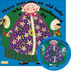 [��ο�]There Was an Old Lady Who Swallowed a Fly (Paperback & CD Set)
