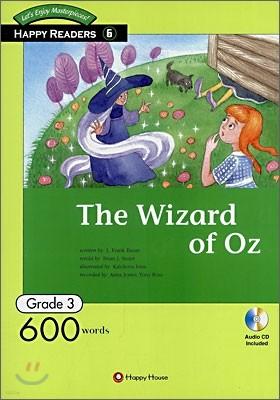Happy Readers Grade 3-06 : The Wizard of Oz