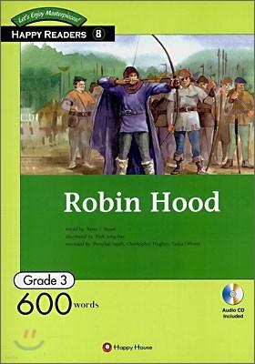 Happy Readers Grade 3-08 : Robin Hood