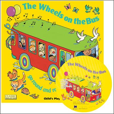 [노부영 세이펜]The Wheels on the Bus (원서 & 노부영 부록 CD)
