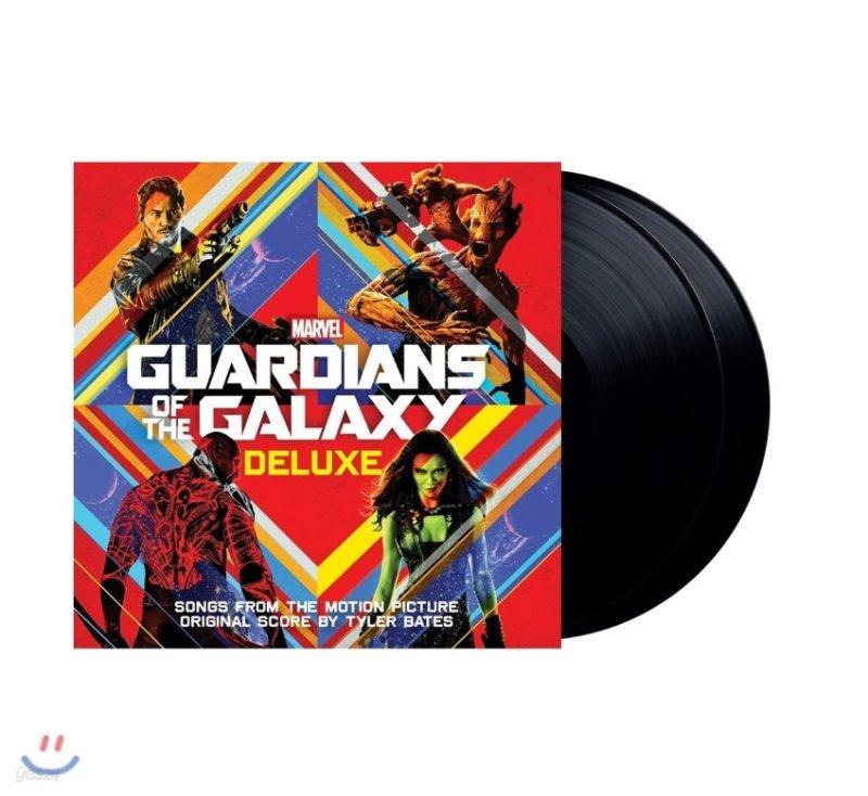 가디언즈 오브 갤럭시 1편 영화음악 (Guardians Of The Galaxy O.S.T) [2LP]
