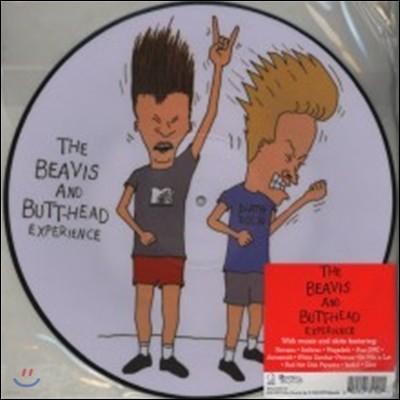 비비스 앤 벗헤드: 익스피리언스 애니메이션 음악 (The Beavis And Butthead: Experience O.S.T.) [Picture LP]