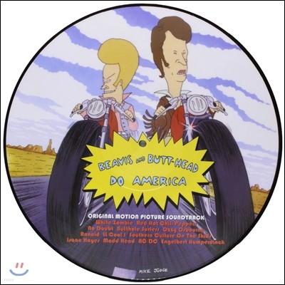 비비스 앤 벗헤드: 두 아메리카 애니메이션 음악 (Beavis And Butt-Head: Do America) [Picture LP]