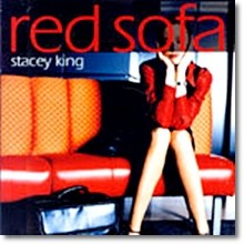 Stacey King - Red Sofa