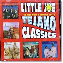 Little Joe Tejano Classics - 15 hits from 5 albums vol.3