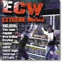 V.A. - ECW : Extreme Music