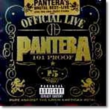 Pantera - Official Live, 101 Proof