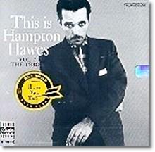 Hampton Hawes - This Is Hampton Hawes Vol.2,  The Trio