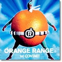 Orange Range - 1st Contact (미개봉)