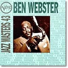 Ben Webster - Jazz Masters 43 (미개봉)