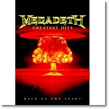 Megadeth - Greatest Hits - Back To The Start (CD+DVD/미개봉)