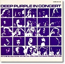 Deep Purple - In Concert (2CD/미개봉/수입)
