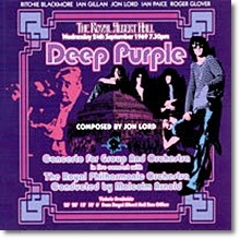 Deep Purple - Concerto For Group And Orchestra (2CD,미개봉)