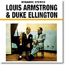 Louis Armstrong , Duke Ellington - Recording Together For The First Time(미개봉/수입)