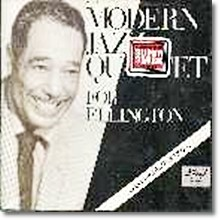 Modern Jazz Quartet - For Ellington(수입/미개봉)