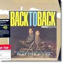 Duke Ellington , Johnny Hodges - Back To Back/ Plays The Blues(digipack/수입)