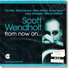 Scott Wendholt - From Now On (수입/미개봉)