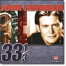 John Farnham - 33 1/3 (수입)