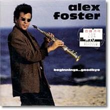 Alex Foster - Beginnings... Goodbye (수입/미개봉)