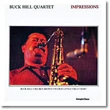 Buck Hill Quartet - Impressions (수입)