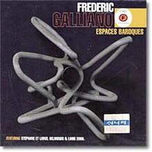 Frederic Galliano - Espaces Baroques (digipack/수입)